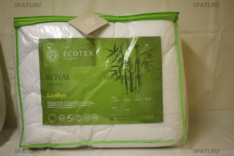 Одеяло экотекс бамбук