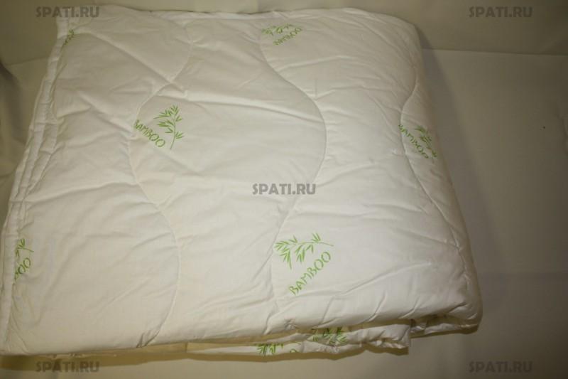 Одеяло облегченное бамбук ecotex