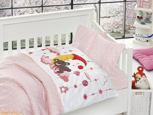 Постельноe белье FIRST CHOICE бамбук SLEEPER PEMBE