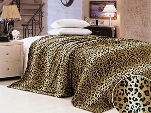 Плед Тако Леопадр 220х240