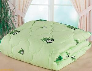 2334 Одеяло Бамбук Эконом легкое 140х205