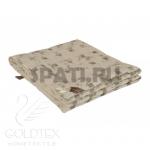Одеяло Голдтекс MERINO Золотая осень 140х205