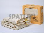 Одеяло Донской текстиль Евро Макси 200х220 (верблюжья/овечья шерсть)